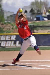Aubree Maul, one of the leading pitchers at Metro State University of Denver, has accomplished many things including beating out cancer.