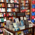 Inside the Tattered Cover bookstore in Concourse A.  Photo provided by The Tattered Cover.